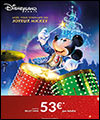 Réservation OFFRE DISNEY 1J-2PARCS BILLET MAGIC