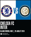 Football : Chelsea FC vs Inter