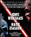 Réservation HANS ZIMMER & JOHN WILLIAMS