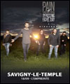 Réservation PAIN OF SALVATION + KINGCROW