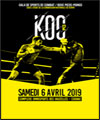 Réservation KNOCK OUT CHAMPIONSHIP 12