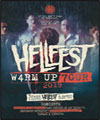 Réservation HELLFEST : W4RM UP 7OUR 2K19