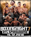 Réservation RTL SPIROUDOME BOXING NIGHT 7
