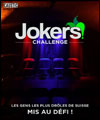Réservation JOKERS - CHALLENGE