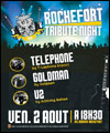 Réservation ROCHEFORT TRIBUTE NIGHT