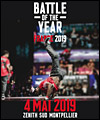 Réservation BATTLE OF THE YEAR FRANCE 2019