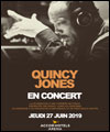 Réservation QUINCY JONES