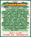 Réservation THE 34TH SUMMERJAM FESTIVAL 2019