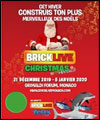 Réservation BRICKLIVE CHRISTMAS