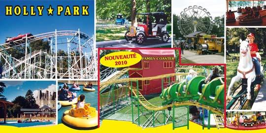 parc attraction echemire