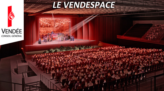 salle spectacle vendee