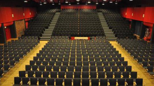 salle spectacle schiltigheim