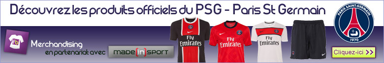 Made In Sport PSG