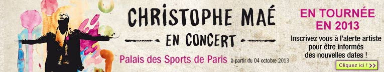 Christophe Ma� Tour 2013 RFB