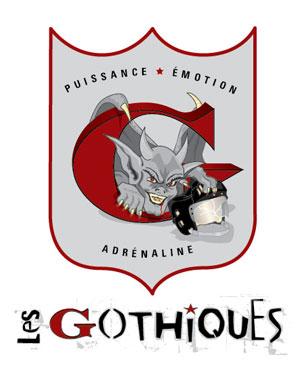 GOTHIQUES D'AMIENS / CHAMONIX COLISEUM AMIENS rencontre, compétition de hockey