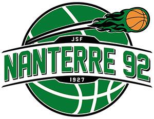 NANTERRE 92 / PAU-ORTHEZ PALAIS DES SPORTS DE NANTERRE rencontre, compétition de basket