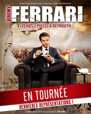 Plus d'infos sur l'évènement JEREMY FERRARI