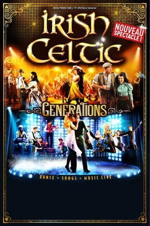 Plus d'infos sur l'évènement IRISH CELTIC GENERATIONS