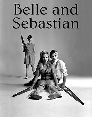 Visuel Belle And Sebastian