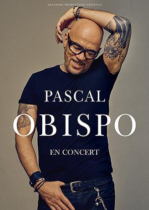 Plus d'infos sur l'évènement PASCAL OBISPO