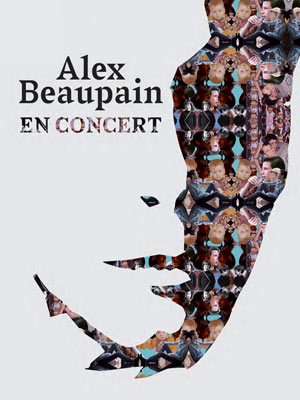 ALEX BEAUPAIN FOYER GEORGES BRASSENS concert de musique d'Europe