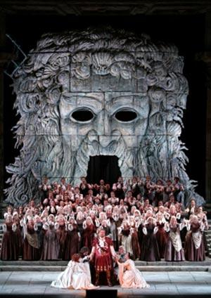 IDOMENEO CINEMA GAUMONT AMIENS retransmission de ballet, opéra, concert