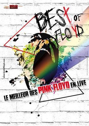 BEST OF FLOYD Théâtre Sébastopol concert de rock