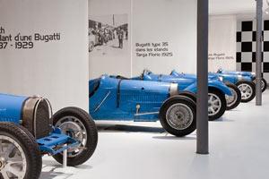 CITE DE L'AUTOMOBILE Musée National de l'Automobile visite de monument