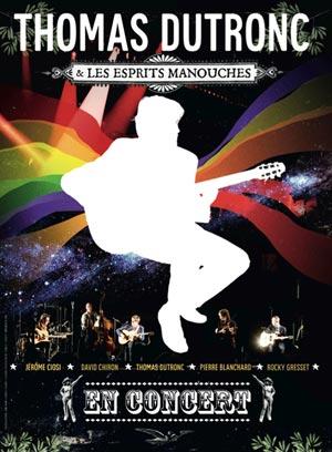 THOMAS DUTRONC CHATEAU LA RIVIERE concert de chanson française