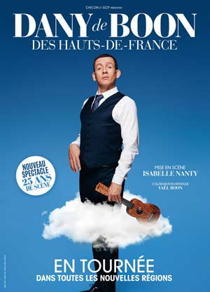 DANY BOON LE SILO one man/woman show