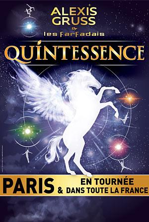 QUINTESSENCE Zénith de Limoges spectacle équestre