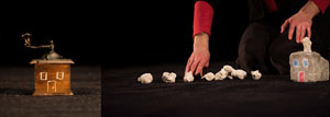 LES DITS DU PETIT (2) THEATRE CLOCHARDS CELESTES pièce de théâtre pour enfant