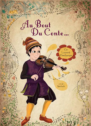 AU BOUT DU CONTE... THEATRE DE JEANNE pièce de théâtre pour enfant