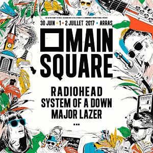 MAIN SQUARE FESTIVAL - CAMPING 1J LA CITADELLE concert de rock
