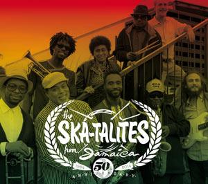 THE SKATALITES SALLE DES ARTS D'AZUR concert de reggae dub