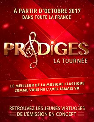 PRODIGES LA TOURNEE Zénith de Limoges concert de musique classique