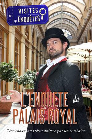L'ENQUETE DU PALAIS-ROYAL