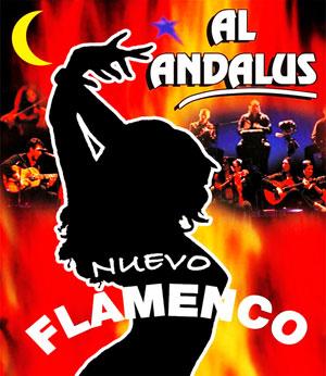 Plus d'infos sur l'évènement AL ANDALUS FLAMENCO NUEVO