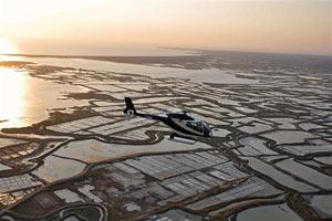 VOL EN HELICOPTERE Aérodrome de la Baule Escoublac activité, loisir