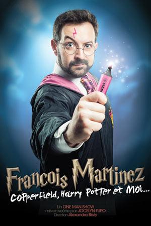 FRANCOIS MARTINEZ LE BOUI BOUI one man/woman show