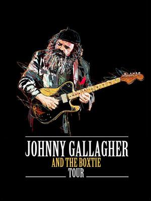 JOHNNY GALLAGHER & THE BOXTIE BAND LE BOOTLEG concert de rock