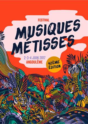 42 EME FESTIVAL MUSIQUES METISSES La Nef concert de musique d'Europe