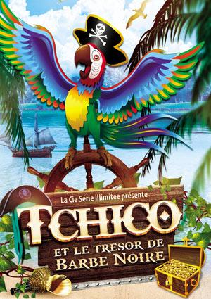 Plus d'infos sur l'évènement TCHICO ET LE TRESOR DE BARBE NOIRE