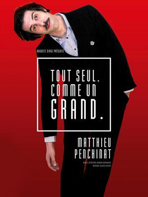 MATTHIEU PENCHINAT Espace Gerson one man/woman show