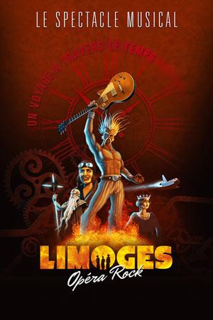 Plus d'infos sur l'évènement LIMOGES OPERA ROCK