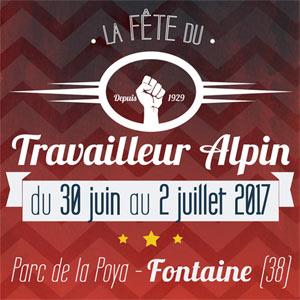 Plus d'infos sur l'évènement FETE DU TRAVAILLEUR ALPIN - PASS 2J
