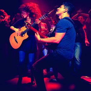 RODRIGO Y GABRIELA LE 106 concert de rock