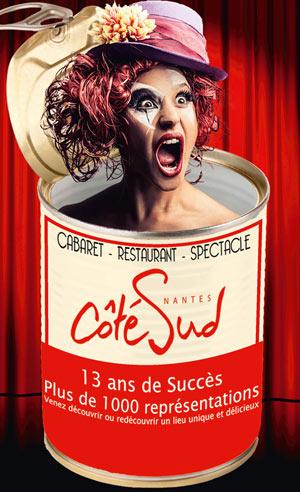CABARET COTE SUD SAISON 14 COTE SUD CABARET revue, cabaret