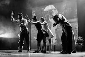 CIE PAR TERRE - ANNE NGUYEN PALAIS DES  FESTIVALS & DES CONGRES spectacle de danse contemporaine