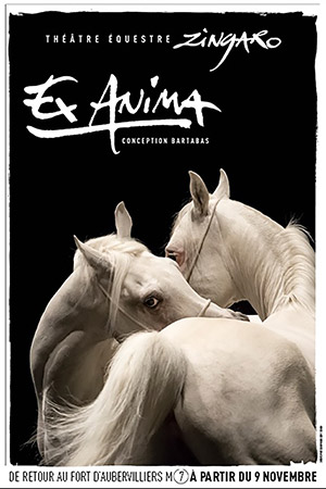 ZINGARO  EX ANIMA Zingaro pièce de théâtre contemporain